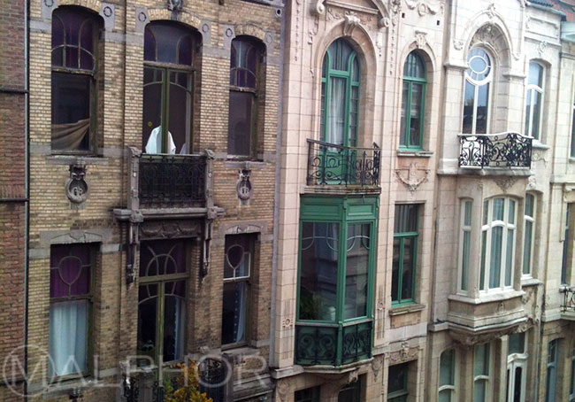 Art Nouveau buildings
